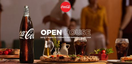 Coca Cola Open House