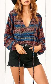 Wishlist Boho Chic