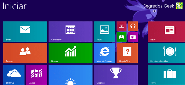 Como Fazer Backup e Restaurar o Layout da Tela Iniciar do Seu Windows 8.1