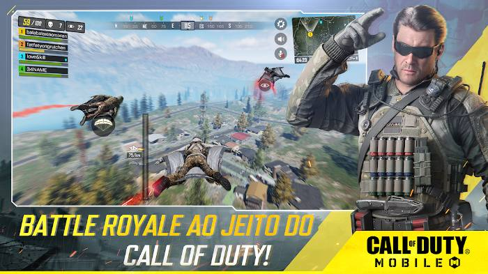 Call of Duty Mobile, best android game