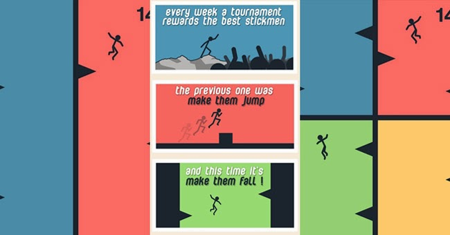 Jogo Android Make Them Fall.