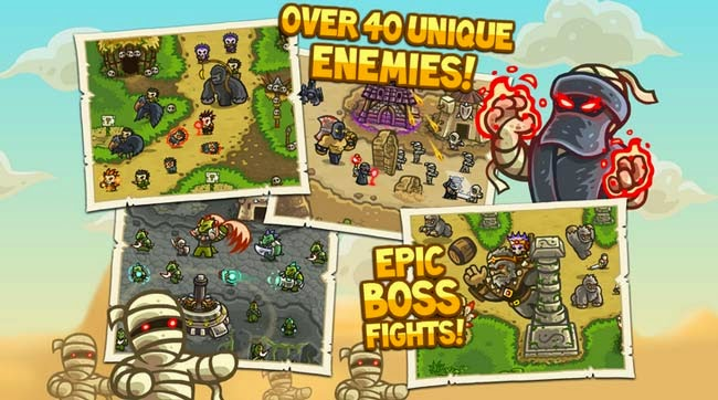 Kingdom Rush e Kingdom Rush Frontiers