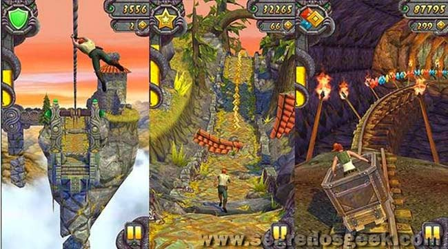 Temple Run 2, best Android games.