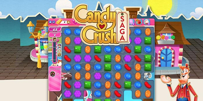 Melhores jogos Android tipo Candy Crush,