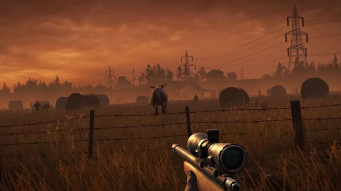 Best Android games released in October, Into the Dead 2.