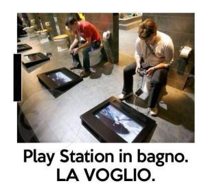 playstation in bagno - playstation-in-bagno
