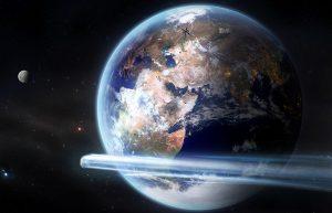 La vita è giunta dallo spazio?