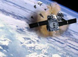 Spazzatura spaziale cinese distrugge un satellite russo