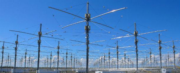 Svelato ufficialmente il funzionamento delle antenne HAARP