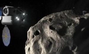 La simulazione della cattura di un asteroide da parte della Nasa