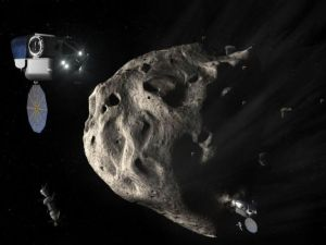 Obama chiede 100 milioni di dollari per catturare un asteroide