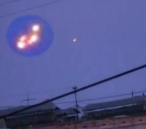 Avvistamento Ufo a Verona
