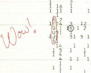 """Il segnale """"WOW"""" dopo 36 anni rimane ancora un mistero"""