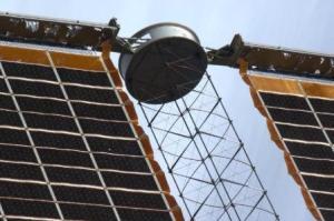 Meteorite colpisce la Stazione Spaziale Internazionale