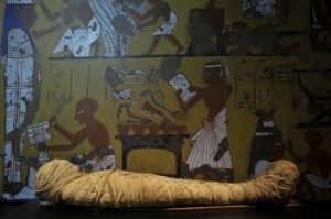 Ritrovati resti di coca nelle mummie egizie