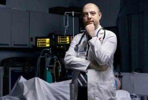 Sam Parnia, il medico che resuscita i morti