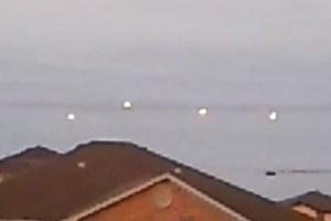 Stati Uniti: avvistamento Ufo