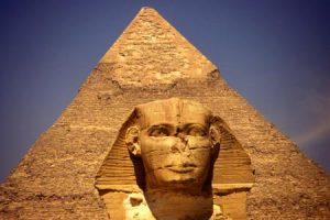 Svelato uno dei misteri delle piramidi