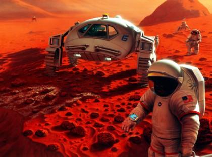 Missione Marte: radiazione come una tac a settimana per l'equipaggio