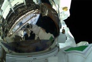 Parmitano, mezzo litro d'acqua nel casco, per la NASA è mistero [Video]