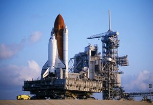 La Nasa vende piattaforma di lancio