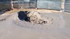 Il vulcano di Fiumicino da il bis, nuovo cratere a poca distanza