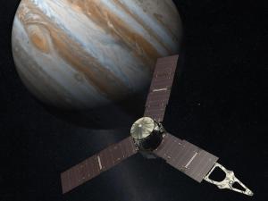Il flyby della sonda NASA Juno per raggiungere Giove