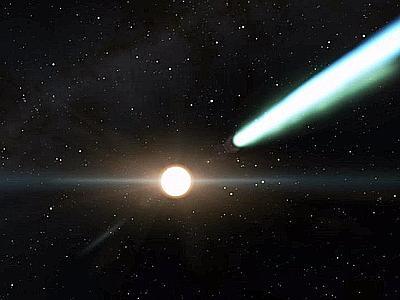 La cometa ISON diventa verde!