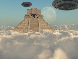 Maya e Ufo reso pubblico il contatto