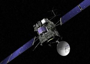 Tra cento giorni il risveglio di Rosetta