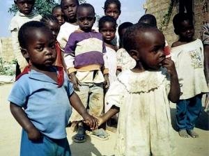 Funziona il vaccino anti-HIV sui bambini. [Entrate e Donate anche solo 1€]