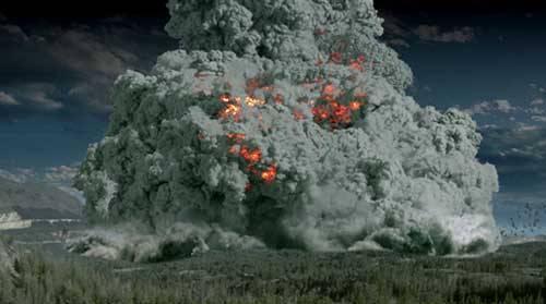 Il supervulcano di Yellowstone fa paura!