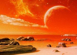 Il preoccupante oggetto di dimensioni planetarie ripreso dalla Nasa