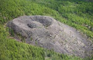 Il mistero del cratere Patomskiy