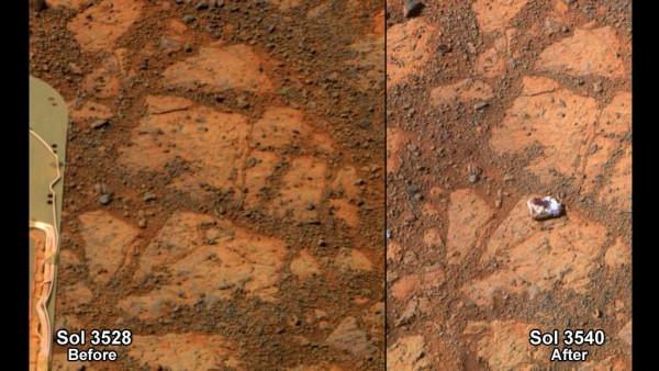 """Scienziato fa causa alla NASA: """"Su Marte c'e' vita!"""""""