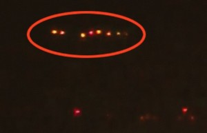 Singolare avvistamento Ufo nei cieli del Giappone