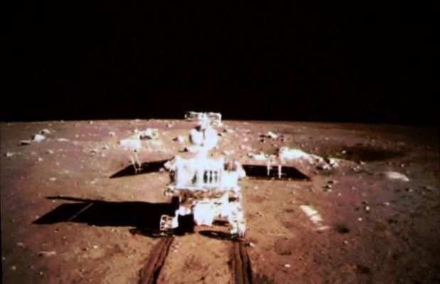 Al termina l'esplorazione del Rover Yutu e i sogni spaziali cinesi?