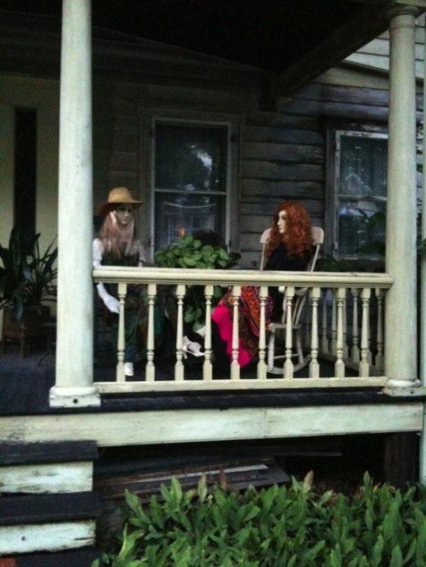 Il mistero della casa infestata da manichini