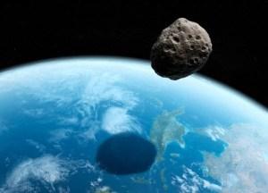 Un altro asteroide in avvicinamento