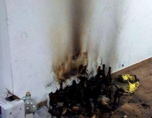 Cisternino, misteriosi fenomeni di autocombustione