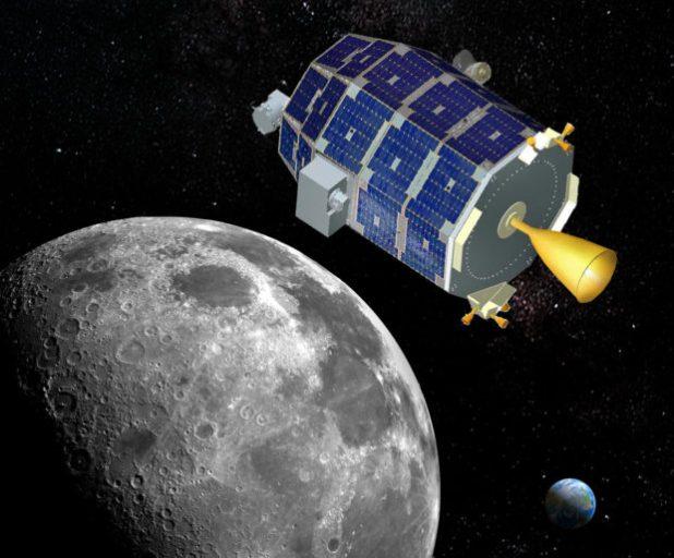 """Lo """"schianto"""" della navicella Ladee sulla Luna previsto tra pochi giorni"""