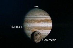 Ganimede: un sandwich di oceani e ghiaccio