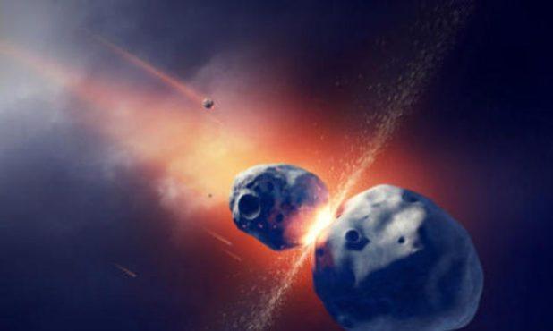 Il meteorite di Chelyabinsk fu la collisione di due asteroidi
