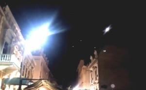Filmati Ufo a Belgrado