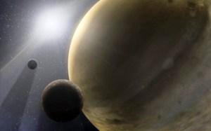 Due pianeti giganti nascosti ai confini del nostro Sistema Solare