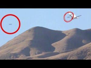 Nevada: Ufo inseguito da un Jet