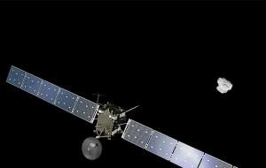 La sonda Rosetta raggiunge la cometa dopo 10 anni
