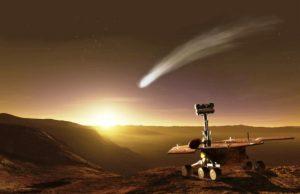 Impatto cometa su Marte probabili ripercussioni disastrose per la Terra