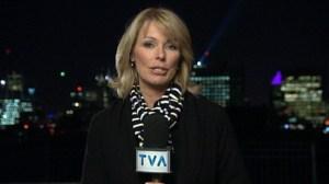 Ovni appare durante la diretta tv