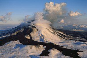 Ripreso Ufo sopra il vulcano Katla